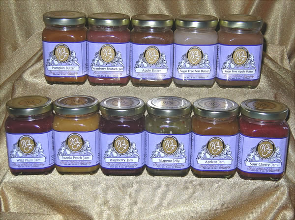 Jams & Jellies | Westwood Farms